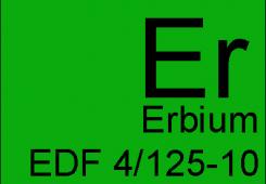 Волокно оптическое легированное эрбием EDF-4/125-10