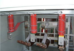 Temperature monitoring of power supply systems