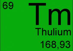 Волокно оптическое легированное тулием TDF-SM-10/125