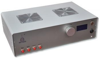 High power erbium amplifier