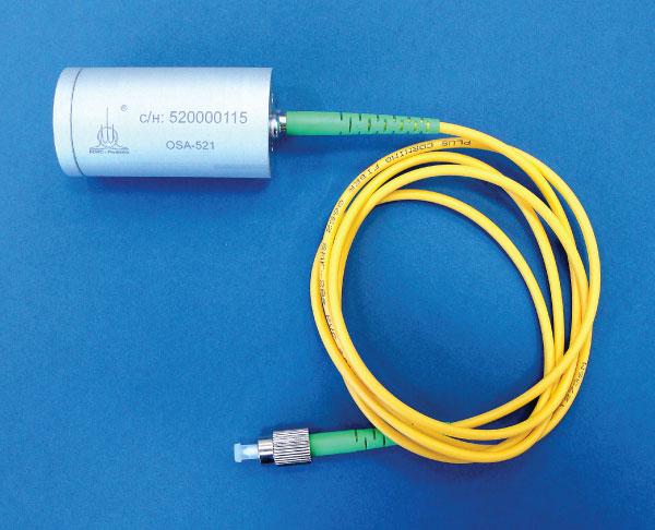 Волоконно - оптический датчик вибрации OSA-520-2000