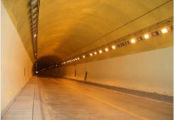 Cистема пожарной безопасности в тоннелях (FBG)
