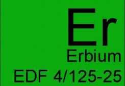 Легированное эрбием EDF-4/125-25