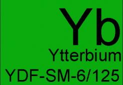 Легированное иттербием YDF-SM-6/125