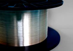 Aluminium coated silica fiber (High OH)
